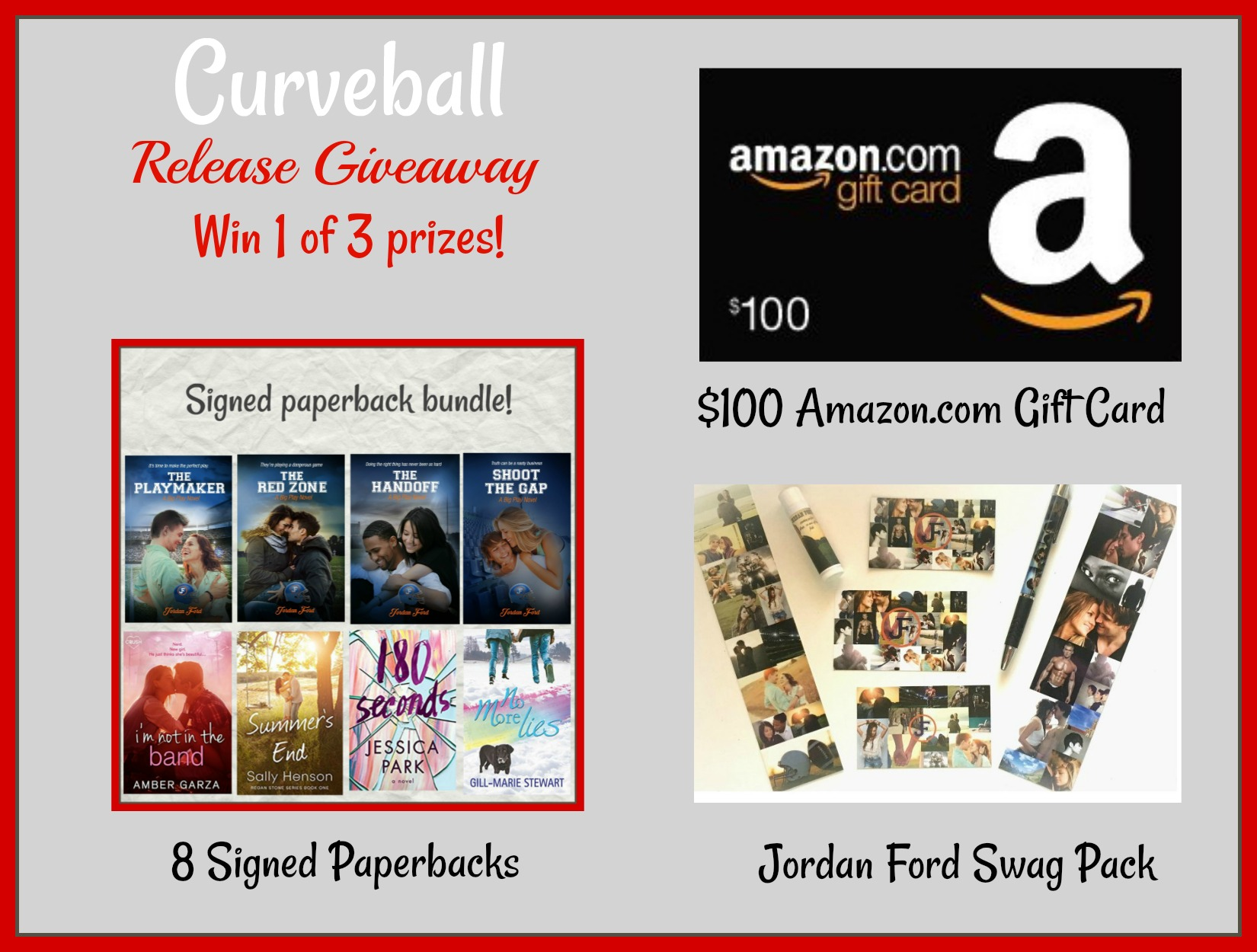 Curveball giveaway