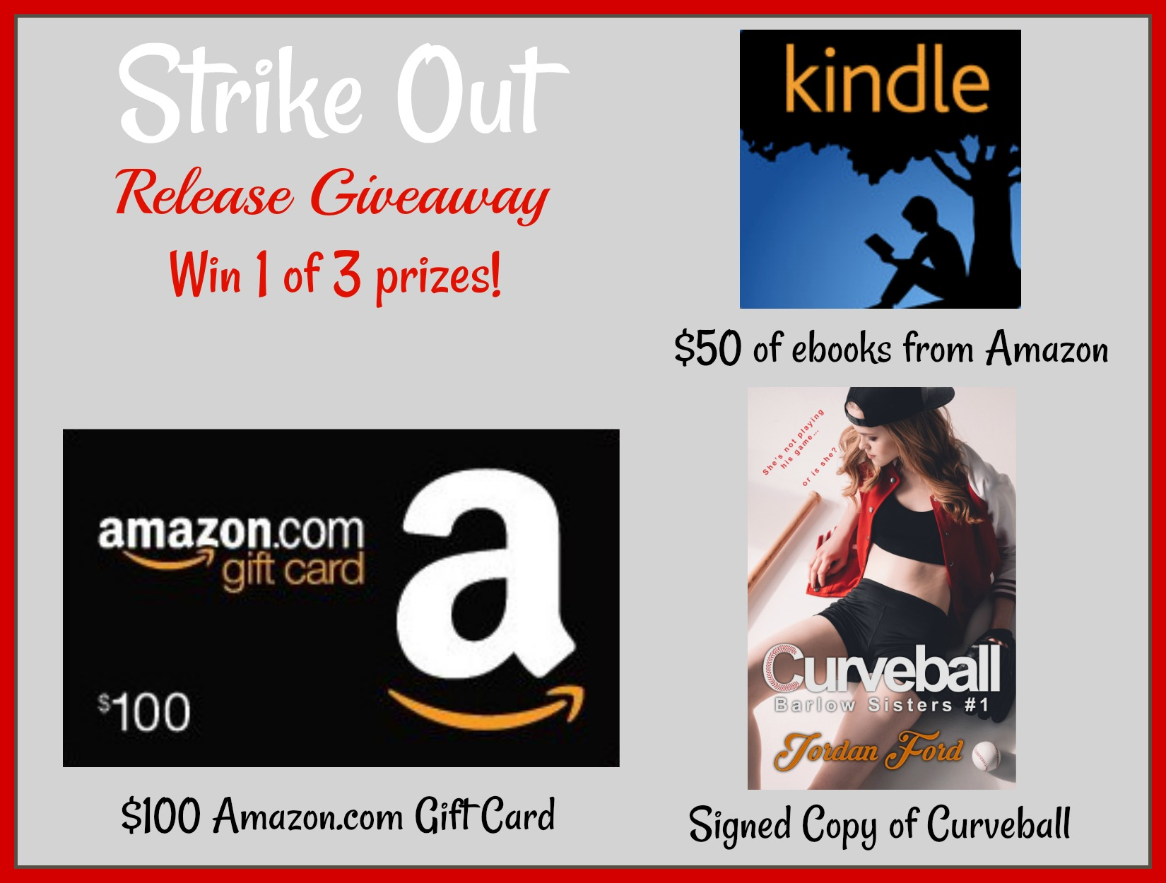 Strike Out Giveaway