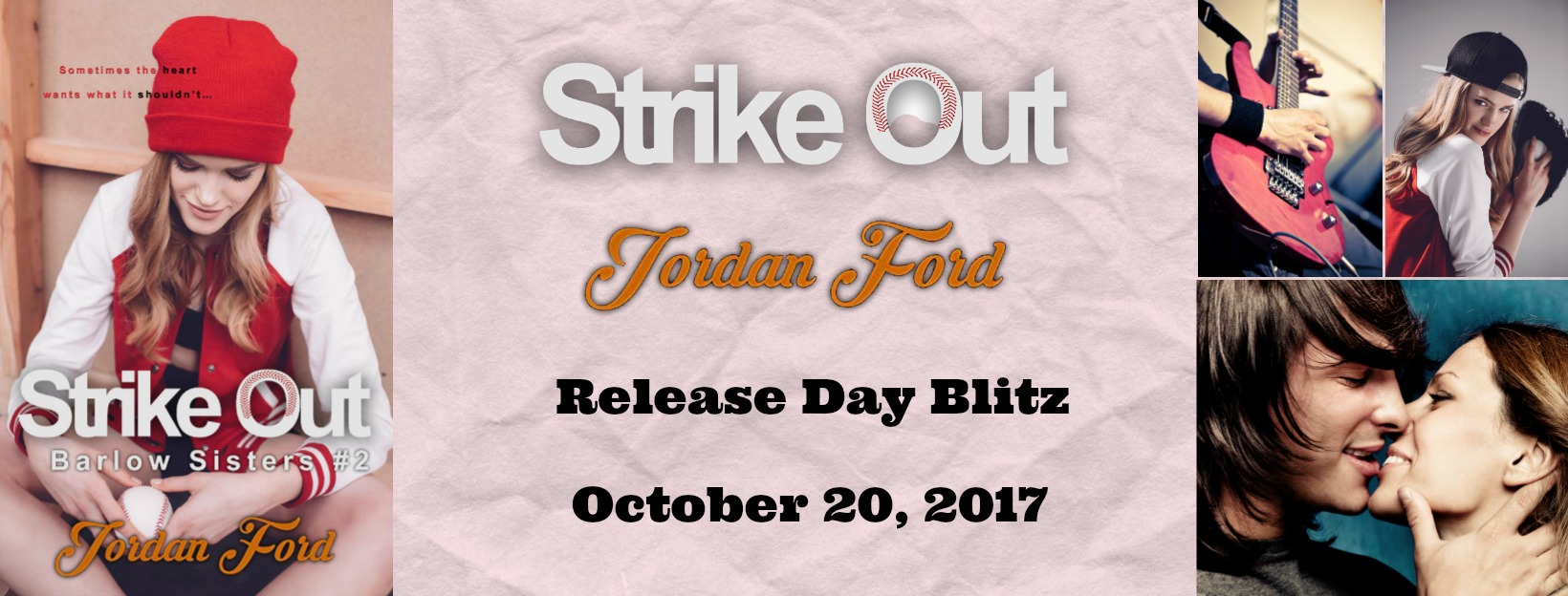 Strike Out Release Day Blitz